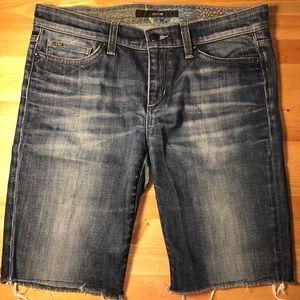 Joe's jeans cut off provocatuer